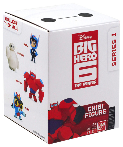 Disney Big Hero 6 The Series Wave 1 2-Inch Chibi Mini Figure Blind Mini Box [1 Figure]