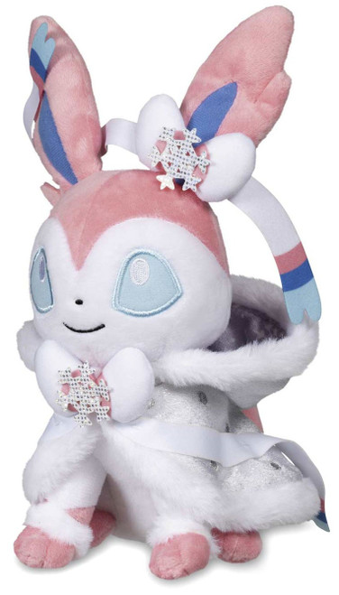 Pokemon Holiday Lights Sylveon Exclusive 9.5-Inch Plush