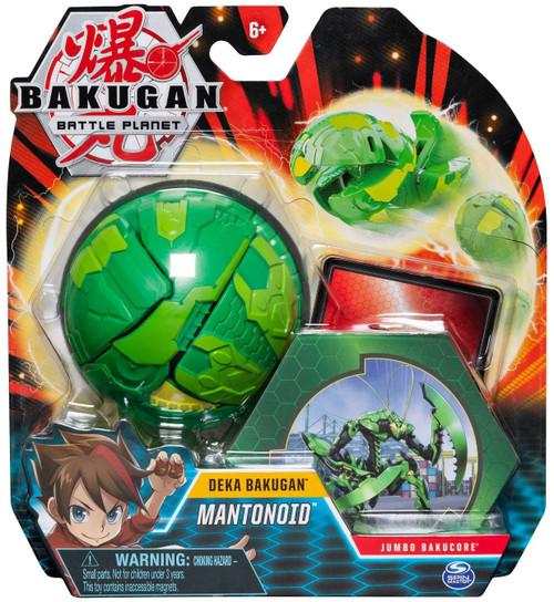 Bakugan Battle Planet Deka Mantonoid Figure [Jumbo Bakucore]