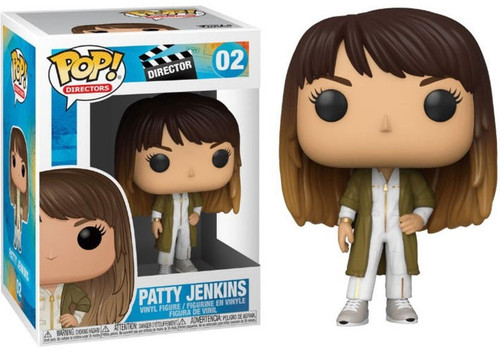 Funko POP! Directors Patty Jenkins Vinyl Figure