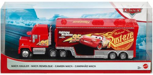 Disney / Pixar Cars Cars 3 Mack Hauler Diecast Car [2019]