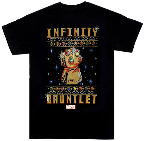 Funko Marvel Collector Corps Infinity Gauntlet T-Shirt [X-Small]