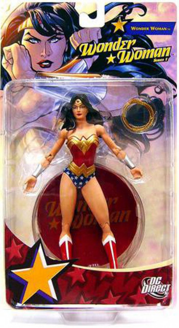 DC Wonder Woman Series 1 Wonder Woman Action Figure [Loose]