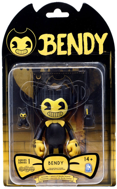 Bendy and the Ink Machine Bendy Action Figure [Regular, Sepia]