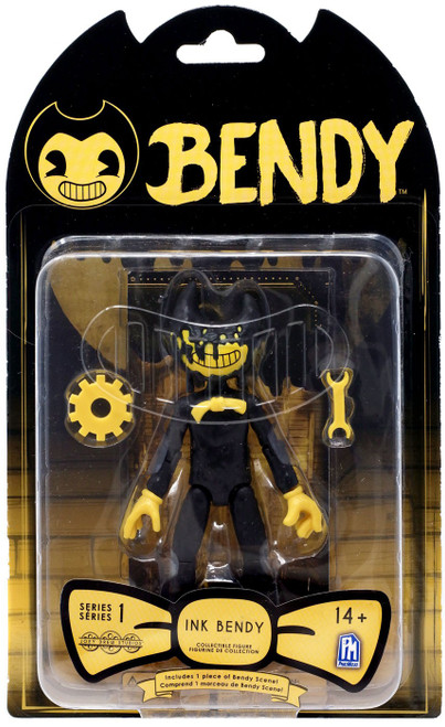 Bendy and the Ink Machine Ink Bendy Action Figure [Inked Up, Sepia]