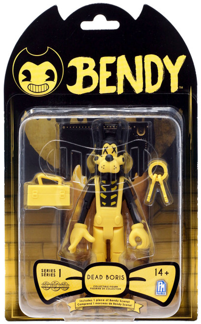 Bendy and the Ink Machine Dead Boris Action Figure [Sepia]