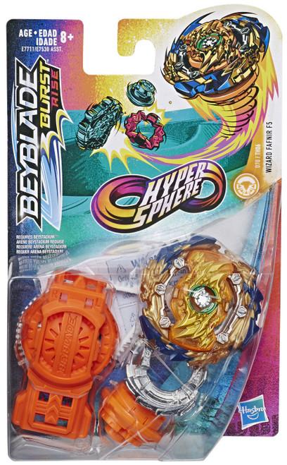 Beyblade Burst Rise Hyper Sphere Wizard Fafnir F5 Starter Pack