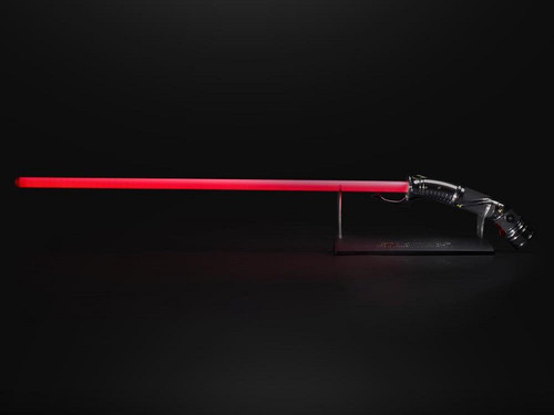 Star Wars Black Series Count Dooku Force FX Lightsaber