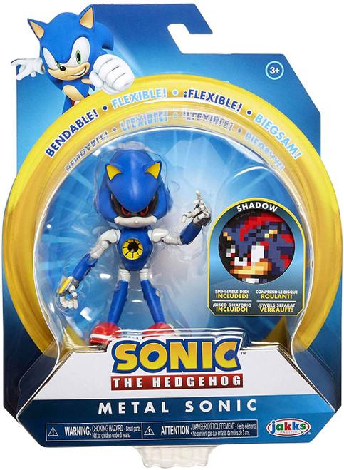 Sonic The Hedgehog 2020 Series 2 Metal Sonic Action Figure