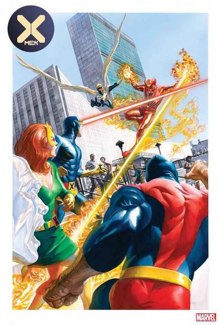 Marvel Comics X-Men #3 Comic Book [Alex Ross Marvels 25th Variant Cover]