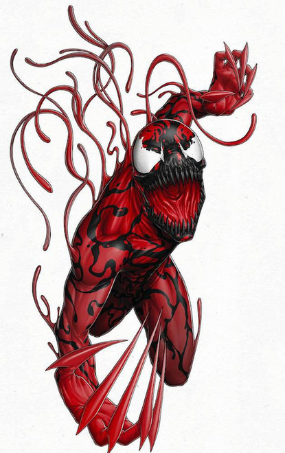 Marvel Comics Absolute Carnage #5 Comic Book [Local Comic Shop Day Virgin Variant Cover]
