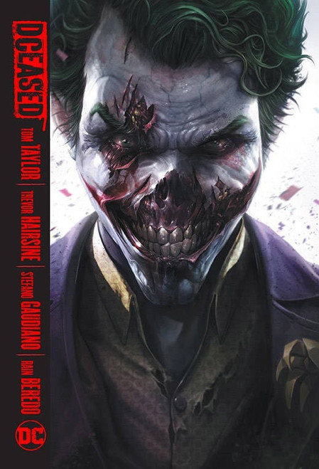 DCeased Local Comic Shop Comic Day Cover Hard Cover Comic Book