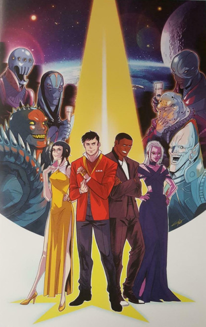 Boom Studios Mighty Morphin Power Rangers #42 Necessary Evil Comic Book [Local Comic Shop Day Variant Cover]