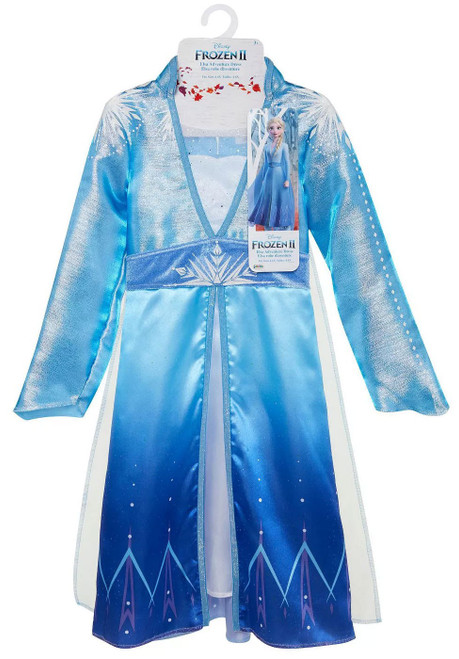 Disney Frozen 2 Elsa Adventure Dress [Size 4-6X]