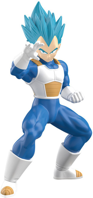 Dragon Ball Bandai Spirits SSGSS Vegeta 5.5-Inch Entry Grade Model Kit