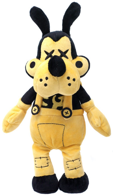 Bendy and the Ink Machine Dead Boris 10-Inch Plush
