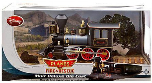 Disney Planes Fire & Rescue Muir Exclusive Deluxe Diecast Vehicle [Version 1, Damaged Package]