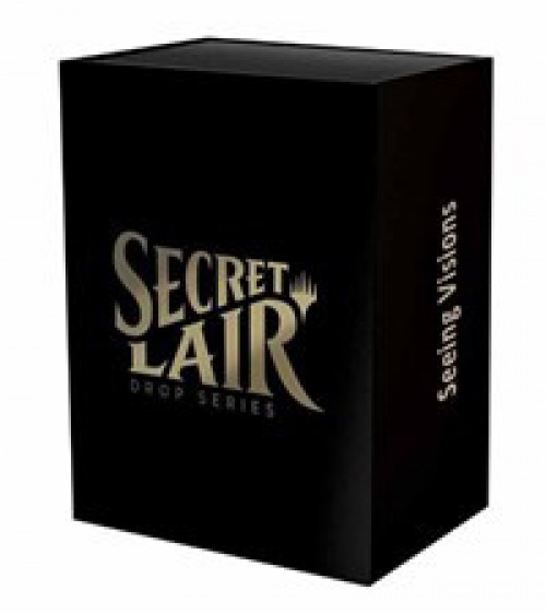 MtG Seeing Visions Secret Lair Drop Series
