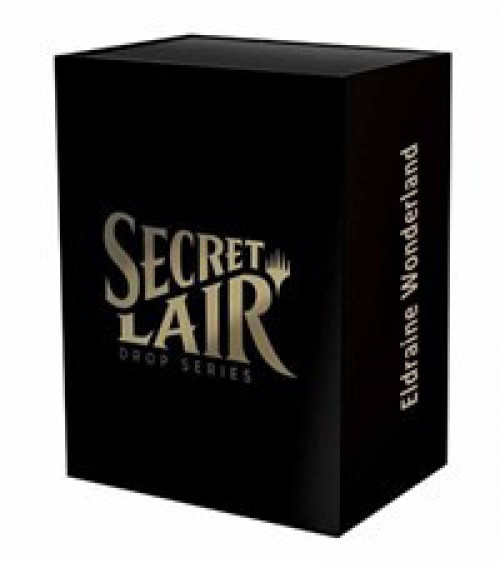 MtG Eldraine Wonderland Secret Lair Drop Series
