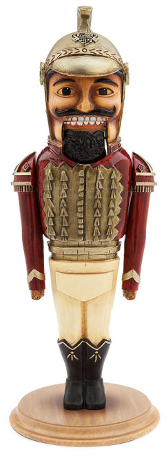 Disney The Nutcracker and the Four Realms Limited Edition Toy Soldier Nutcracker Exclusive Figurine [Damaged Package]
