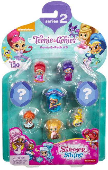Fisher Price Shimmer & Shine Series 2 Teenie Genies 8-Pack [#9, Loose]