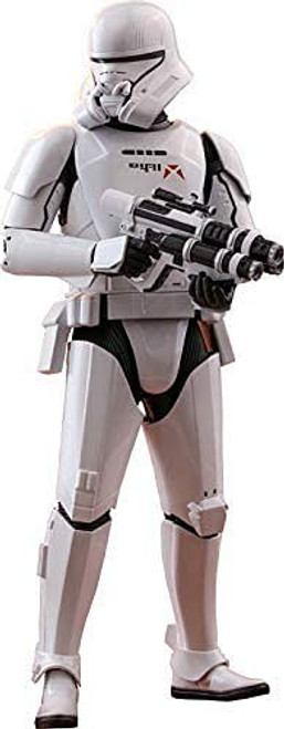 Star Wars The Rise of Skywalker Movie Masterpiece Jet Trooper Collectible Figure MMS561