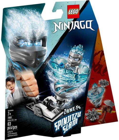 LEGO Ninjago Spinjitzu Slam - Zane Set #70683