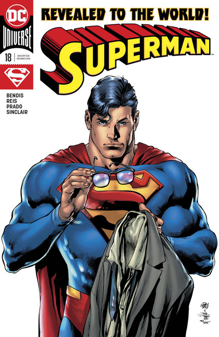 DC Superman #18 Comic Book