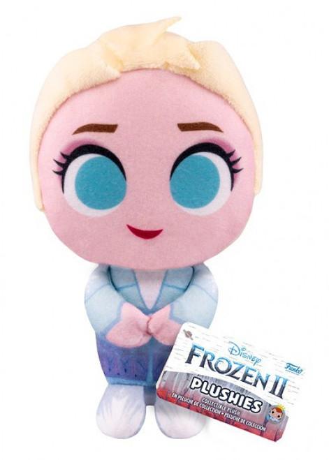Funko Disney Frozen 2 Plushies Elsa 4-Inch Collectible Plush Figure (Pre-Order ships January)