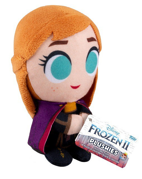 Funko Disney Frozen 2 Plushies Anna 4-Inch Collectible Plush Figure (Pre-Order ships January)