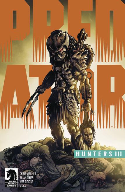 Dark Horse Predator III #1 of 4 Comic Book