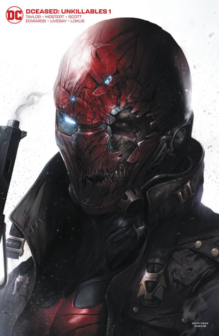 DCeased #1 of 3 Unkillables Comic Book [Francesco Mattina Variant Cover]