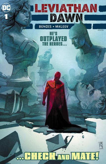 DC Leviathan Dawn #1 Comic Book