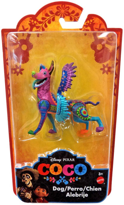 Disney / Pixar Coco Dog Action Figure [Dante Alebrije, Damaged Package]