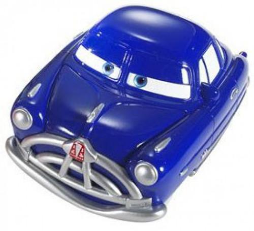 Disney / Pixar Cars Crash Talkin' Doc Hudson Toy [Damaged Package]