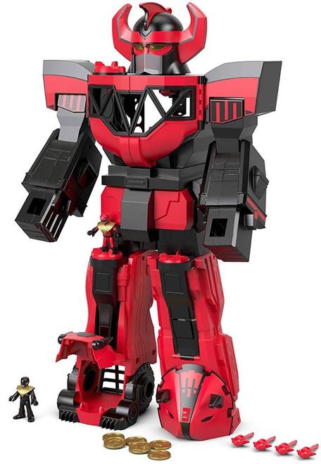 Fisher Price Power Rangers Imaginext Morphin Megazord Figure Set [2018]