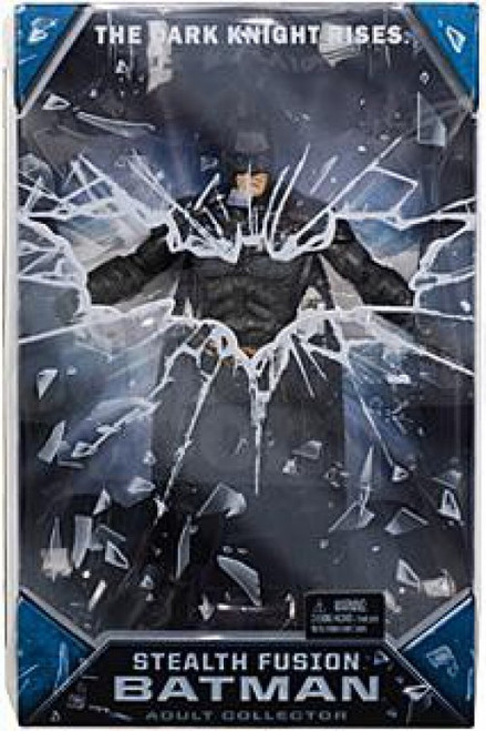 The Dark Knight Rises Batman Exclusive Action Figure [Stealth Fusion, Damaged Package]