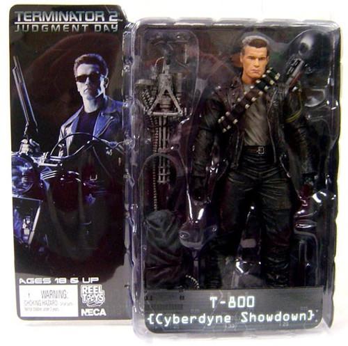NECA Terminator 2 Judgment Day Series 2 T-800 Action Figure [Cyberdyne Showdown]