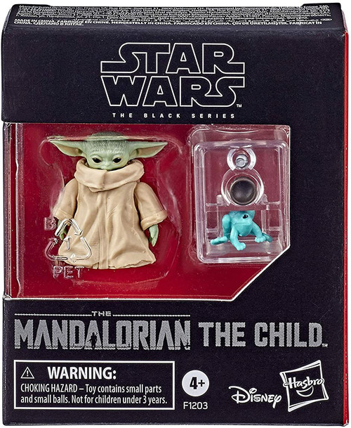 Star Wars The Mandalorian Black Series The Child (Baby Yoda / Grogu) Action Figure