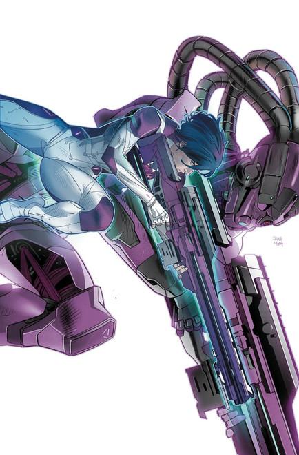 DC Gen:Lock #4 Comic Book