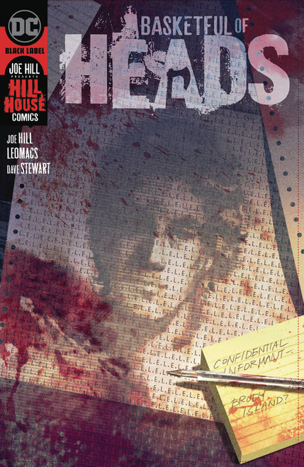 DC Black Label Basketful of Heads #5 of 7 Hill House Comics Comic Book