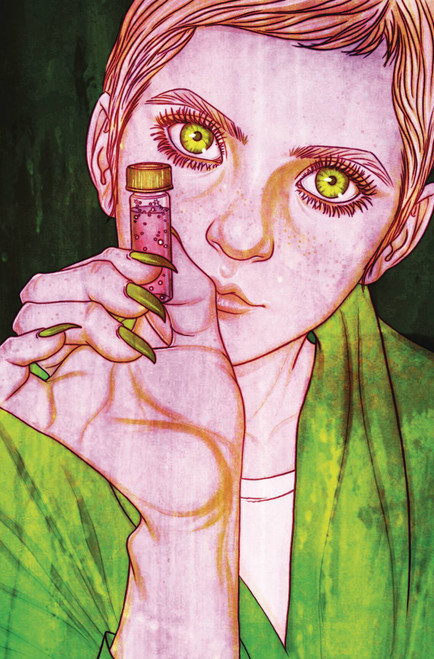 DC Black Label Low Low Woods #3 of 6 Hill House Comics Comic Book [Jenny Frison Variant Cover]