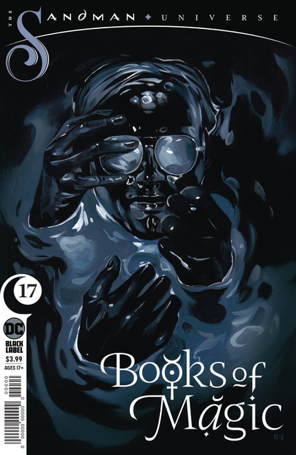 DC Books of Magic #17 The Sandman Universe Comic Book