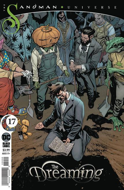 DC Dreaming #18 The Sandman Universe Comic Book