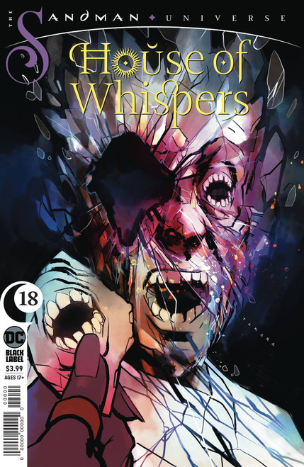 DC House of Whispers #18 The Sandman Universe Comic Book