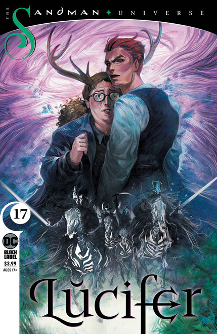 DC Lucifer #17 The Sandman Universe Comic Book
