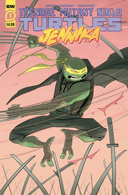 IDW Jennika #1 Comic Book