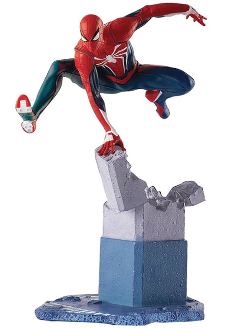 Marvel Gameverse Spider-Man Collectible PVC Figure