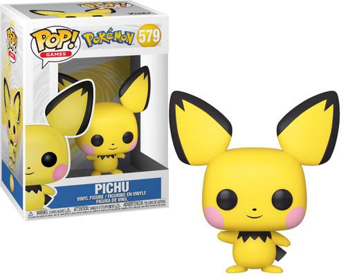Funko Pokemon POP! Games Pichu Vinyl Figure