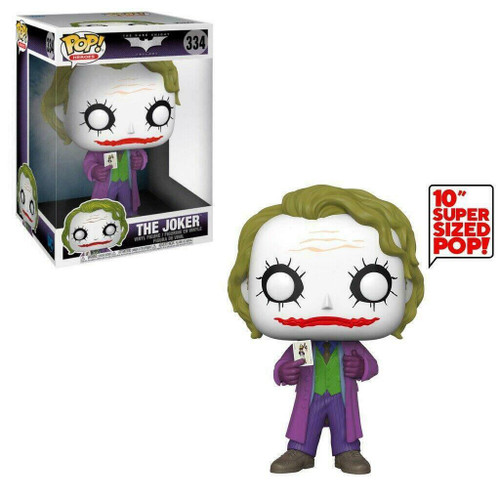 Funko DC POP! Heroes Joker 10-Inch Vinyl Figure #334 [Super-Sized]